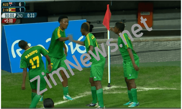 1-6 Zimbabwe Mighty Warriors vs Australia Results, Women Olympics Soccer, Rio 2016, Pictures, Final Group Log Table Standings
