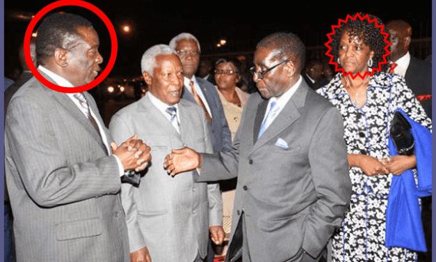 Mugabe on deathbed soon, Get ready; UK prepares for Zimbabwe transition