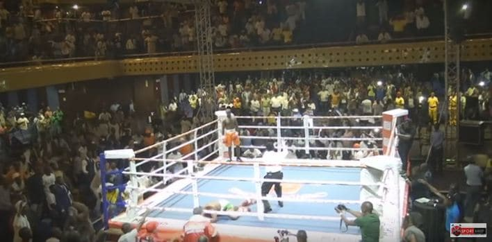 Charles Manyuchi knockout win: Zim boxer wins in 2 minutes