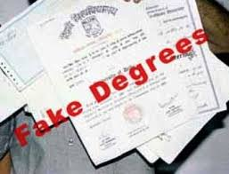 Chihuri cooks all his qualifications, Has fake high school, University degree certificates