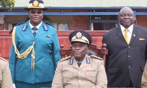 500 Zimbabwe roadblock 'ZRP' police officers fired