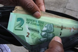 zim dollaR BOND NOTES