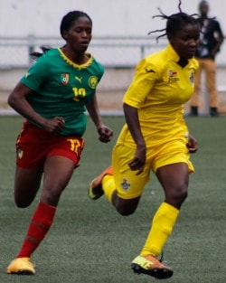 Latest scores Update: Zim Mighty Warriors vs Cameroon, today's Afcon women football match, results, table