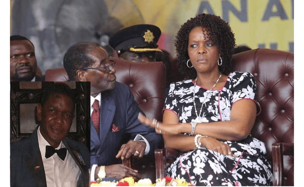 People will never ever trust Mnangagwa: Grace Mugabe's ex-hubby Goreraza