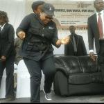 VIDEOS: Former Zim VP Joice Mujuru is now a full time farmer