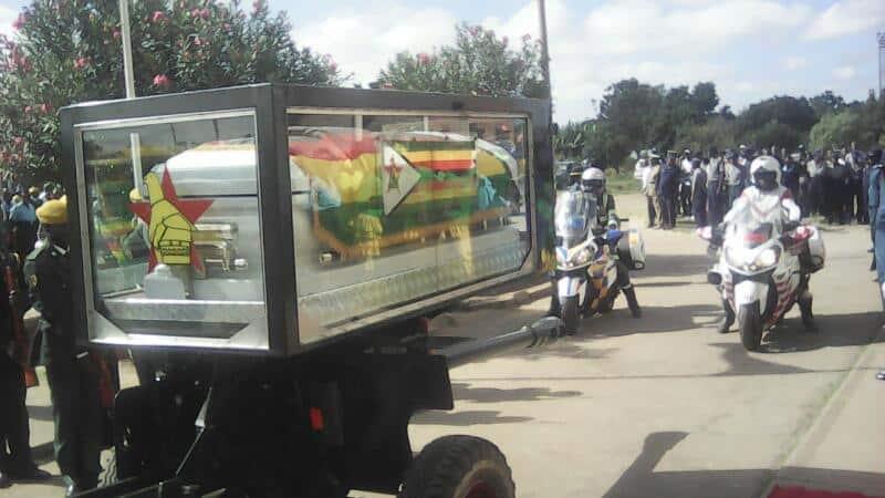LATEST: Robert Mugabe burial place revealed