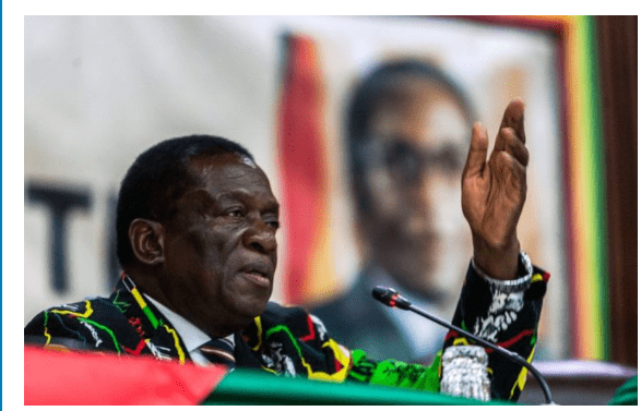 ED Mnangagwa Seeks Tight Grip On Presidency… as Defiant Zanu PF Pushes Ahead With Public Hearings Despite National Outcry
