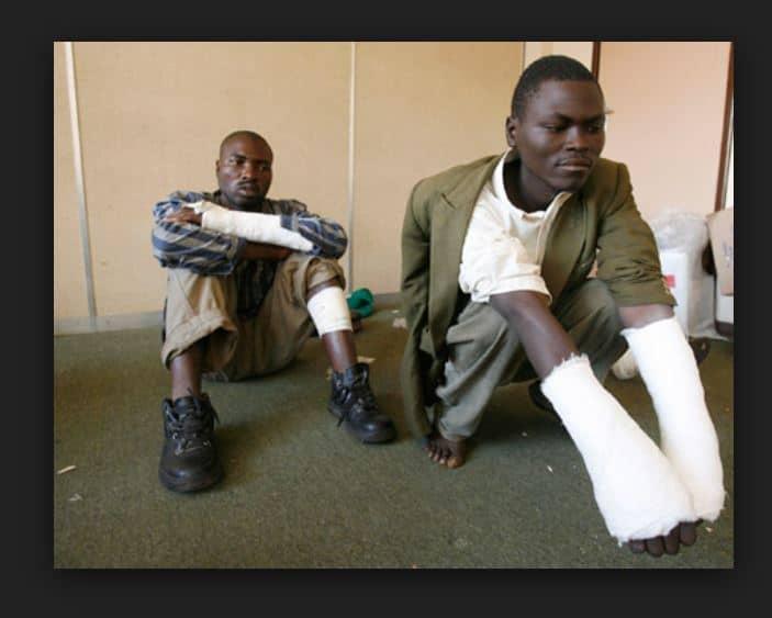 Kasukuwere, Chiwenga organised 2008 killings: Stanley Goreraza