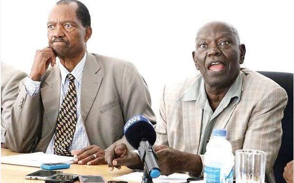 Zanu PF welcomes Didymus Mutasa back