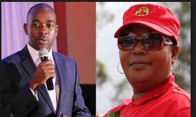 Thokozani Khupe Recalls four Chamisa Councillors in Harare
