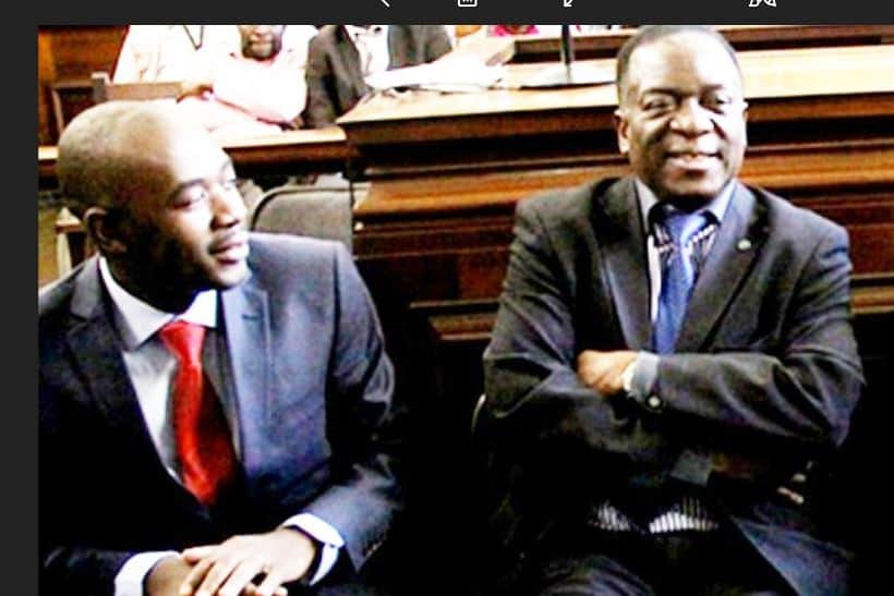 "Cunning Nelson Chamisa labels President Mnangagwa ""brother"""