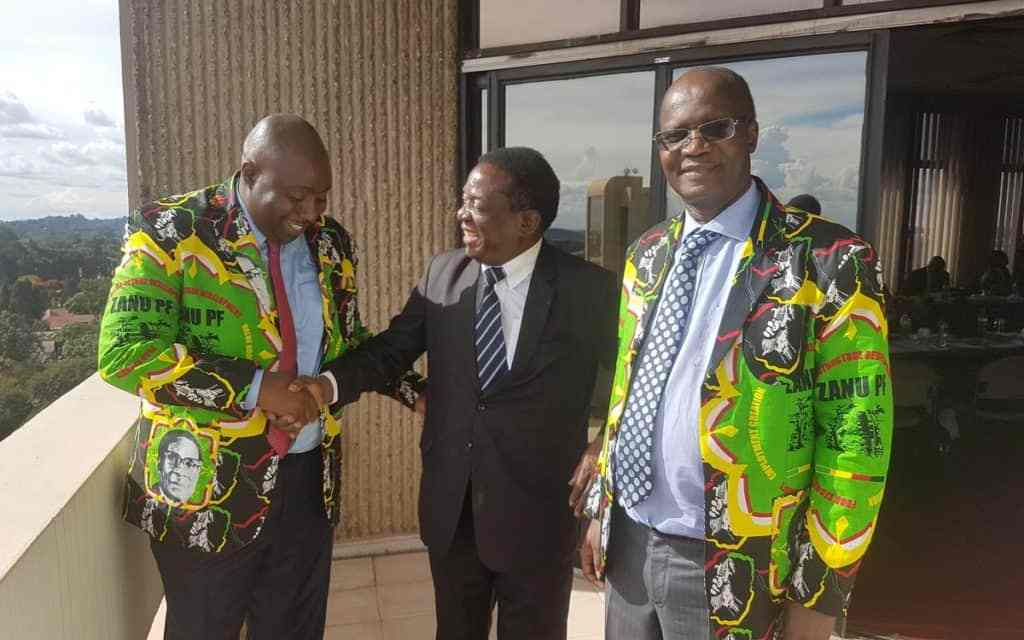 Gukurahundi was Mnangagwa's personal project?  ED's $12k entertainment  bill for North Koreans leaked