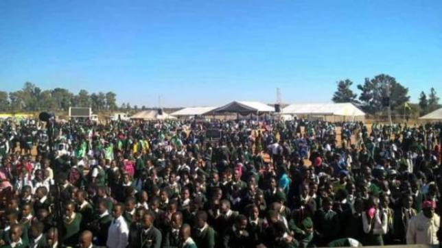 Children must not be forced to attend political rallies-Chamisa