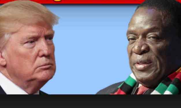 White House Names Zimbabwe among Foreign Adversaries taking advantage of Violence in America… VIDEO