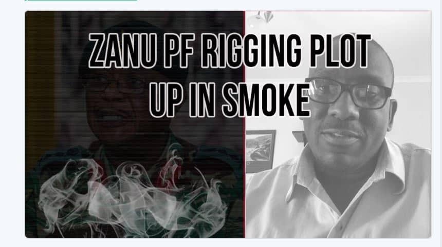 VIDEO: Edmund Kudzayi 'Baba Jukwa' exposes shocking Zanu PF rigging methods