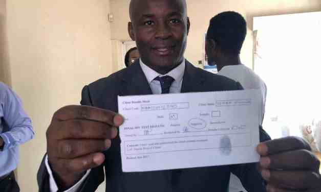 I travel with my own HIV testing kit and wear a condom…Mliswa's HIv11 evidence