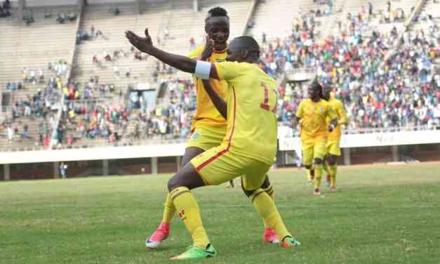 Zimbabwe Warriors  Vs Congo Afcon match today…Starting eleven team line up