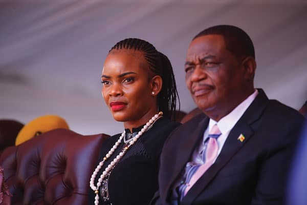 Mary in trouble as Shingi Kaondera challenges Chiwenga marriage in court