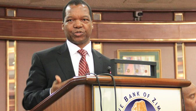 RBZ deploys new tactic to stop Ecocash money changers, hyper inflation..Full statement