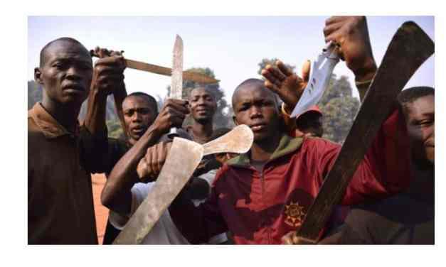 Mashurugwi Menace: Zimbabwe on the brink of a machete civil war