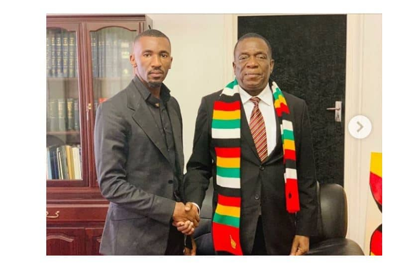 Zanu PF official throws urine at Passion Java, Prophet humiliated over ED