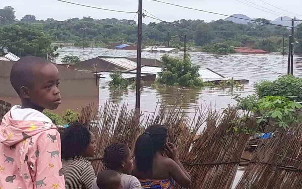 Cyclone Latest: Zimbabweans urged to focus on helping victims, stop name bashing