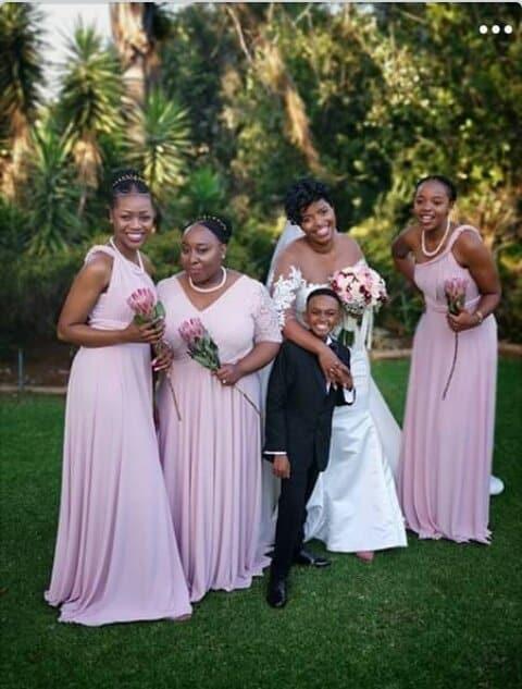 Zim Actor Themba Ntuli S Wedding Photos With Sa Wife Go Viral Zim Latest News Zwnews Zimbabwe News Updates Today,Grandmother Bride Dress Wedding Pant Suits For Grandmothers