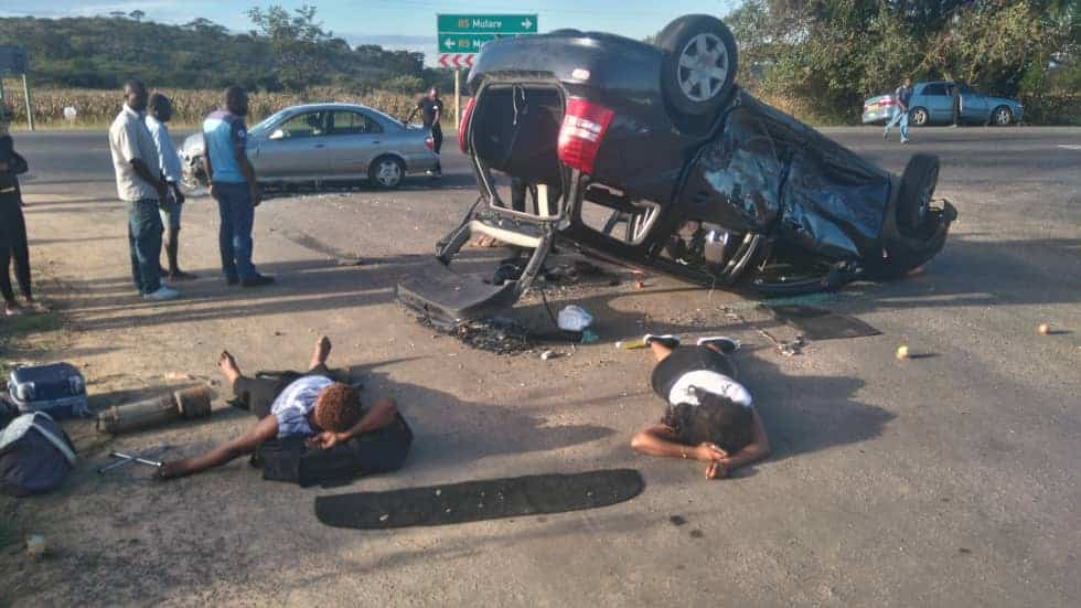BREAKING: Deadly accident in Zim, many feared dead in Headlands, Manicaland..PICTURES