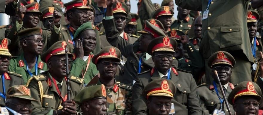 A.U Gives Sudan Military Junta 15 days to hand over power to the people