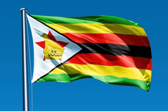 Student arrested for stealing Zimbabwe National Flag at NRZ