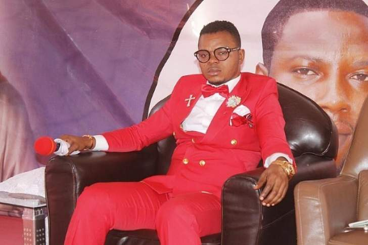 VIDEO: Congregants Cheer As Pastor Obinim Sleeps With Woman In Church