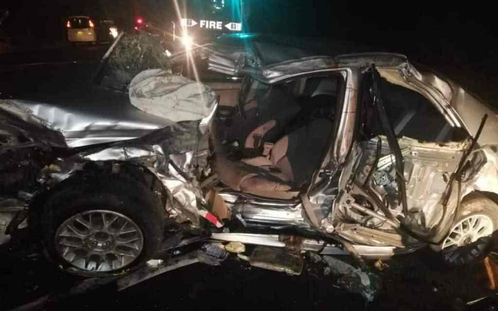 Just In: Vimbai Tsvangirai -Java In Horror Crash