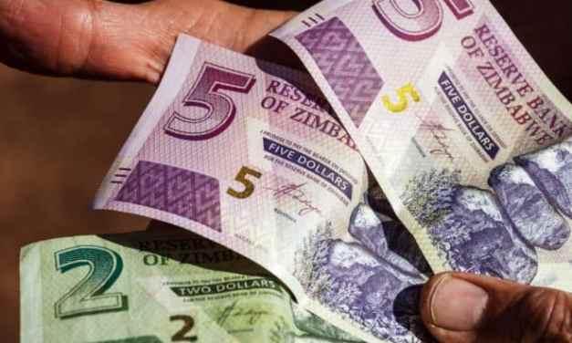 Zimbabwe currency exchange rates today: 27-01-2020