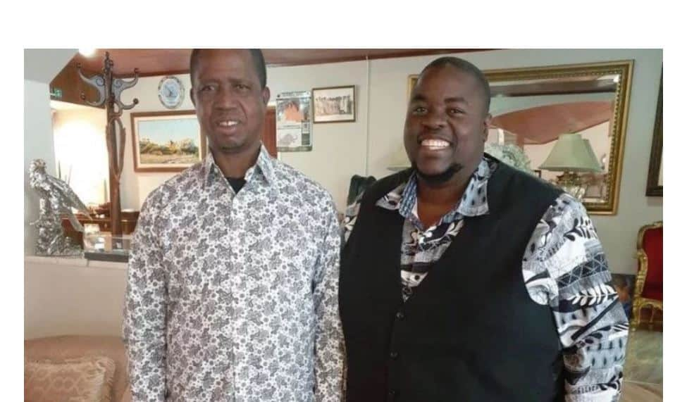 Chivayo charms Zambian President..Pictures
