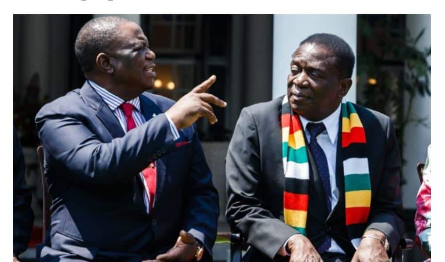LATEST: General Chiwenga airlifted to China