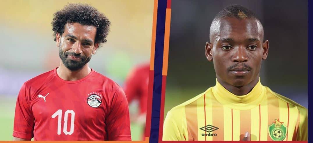 BREAKING: Zimbabwe vs Egypt …Warriors LineUp..Starting 11 Named