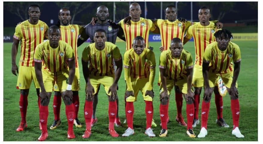 Zimbabwe Warriors Afcon Squad Names…Full List