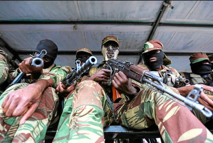 Killer soldiers to be prosecuted next year: Gen SB Moyo