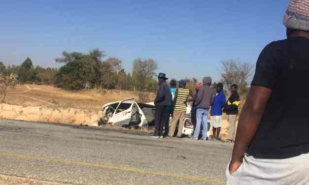 6 killed in Gweru-Masvingo road accident
