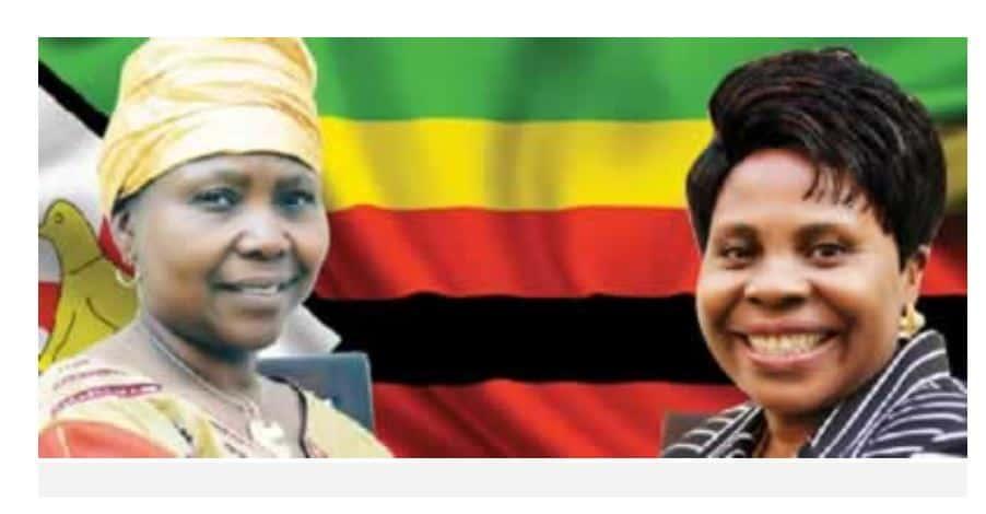 Blow to Muchinguri, Mutsvangwa as Zanu PF rejects appointment of female Vice President