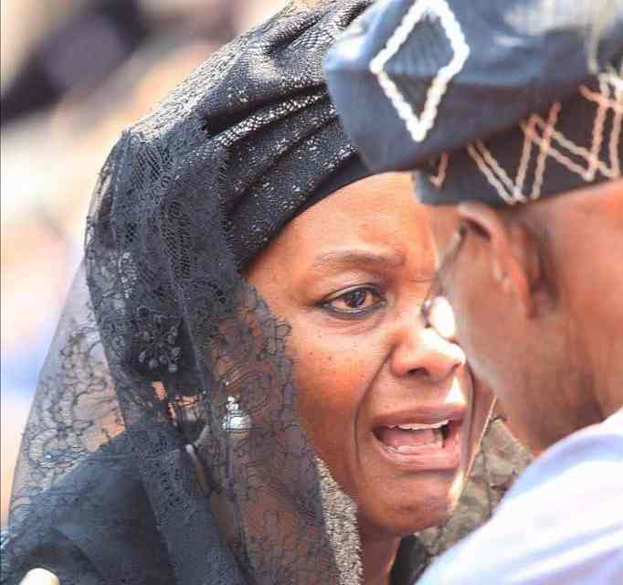 LATEST: Grace Mugabe banned from entering New Zealand