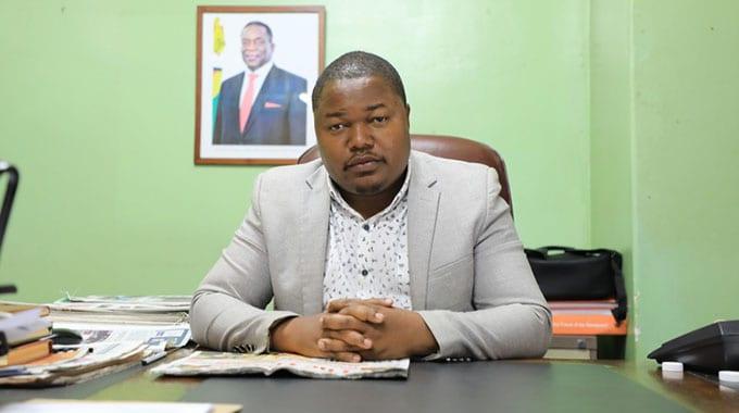 Sacked Herald editor seeks protection from Mai Mnangagwa, CIO boss