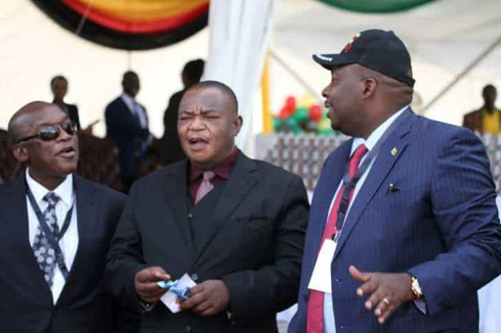 Chiwenga faction funds Kasukuwere's #Tyson Wabantu campaigns?