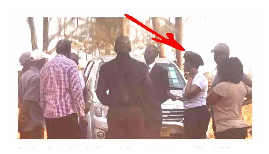 """""""Mnangagwa will be history in 3 years"""".. Grace Mugabe blasts ED's """"tuck-shop govt""""..PICTURES"""
