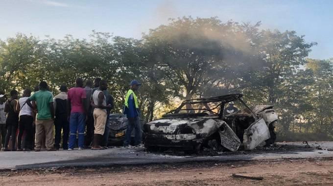 Five perish in horrific accident