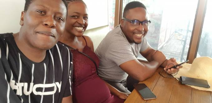 Is Lorraine Guyo pregnant: Ndinyengewo Girl's latest online pictures go viral