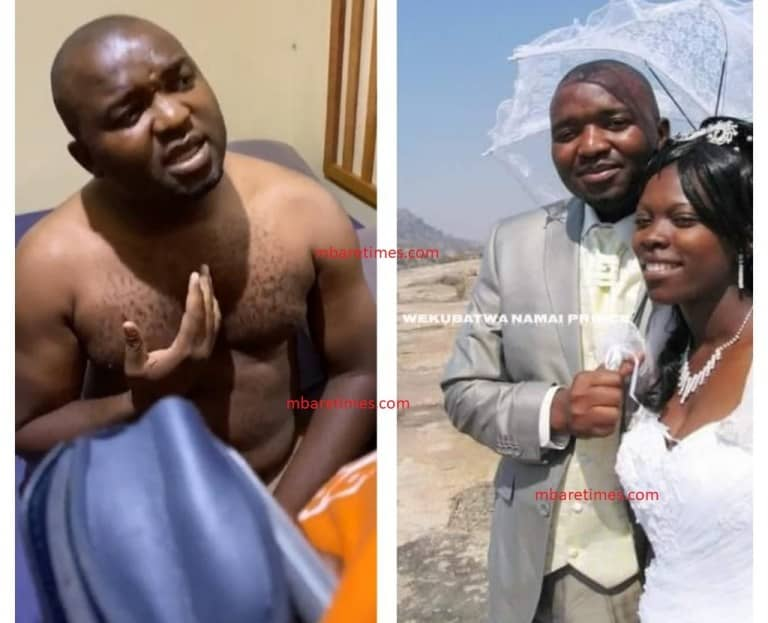 VIDEO: Married church elder Sheunesu Fundu is the man caught cheating with Mai Prince..PICTURES