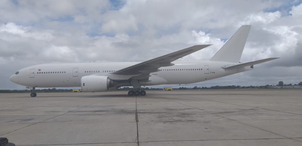 Pictures..video: Inside the beautiful new Air Zimbabwe plane for London and Beijing routes