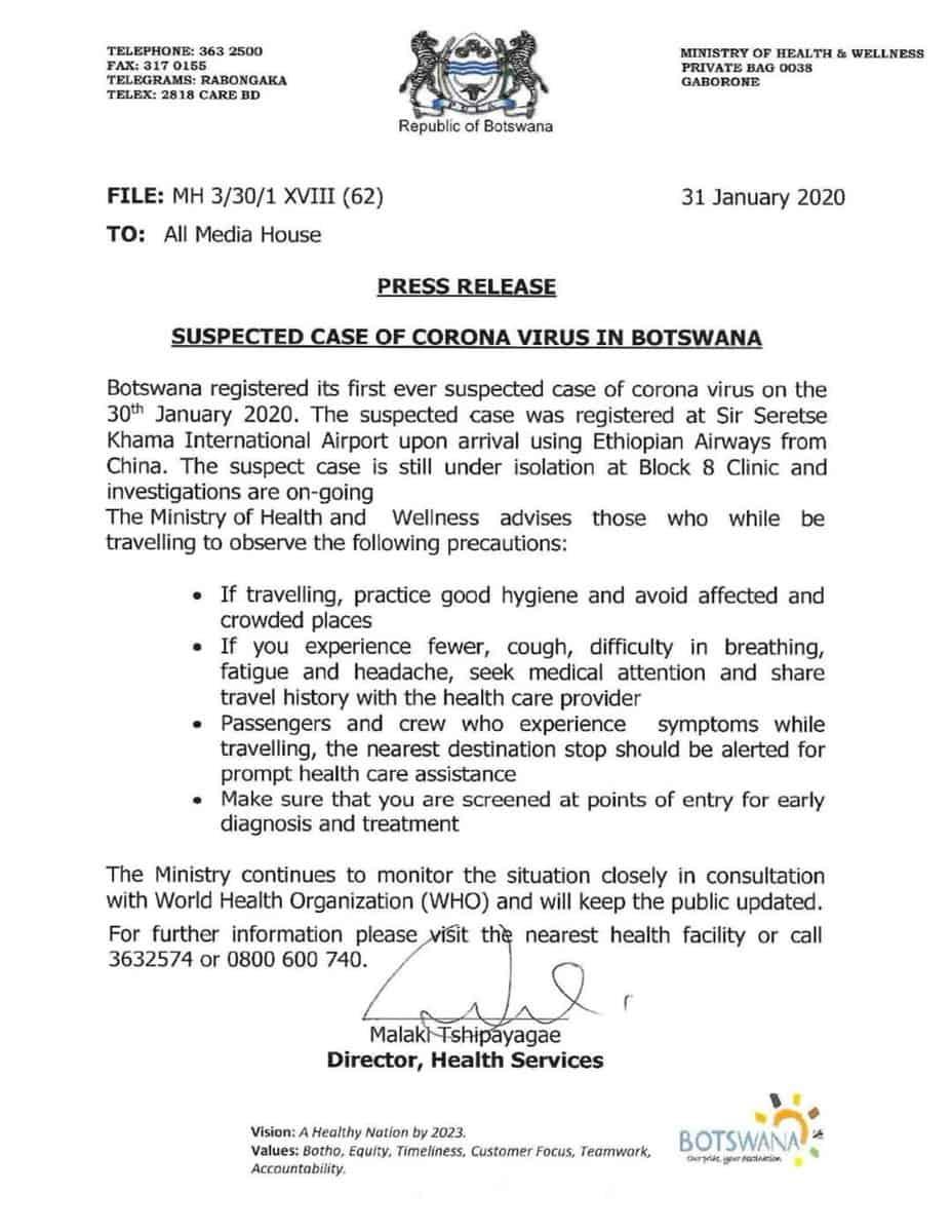 Corona News Bw