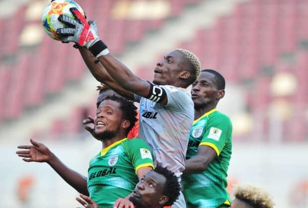 In-form Zim Warriors goalkeeper Elvis Chipezeze named Baroka FC captain